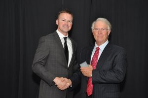 Excellence in Tourism Development (Individual) Daniel England and Don Oakley