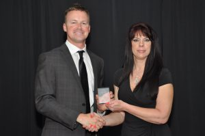 Large Business of the Year - DTR, Tennessee - Sheri Frost