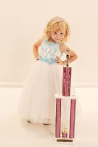 Kailyn Williams Toddler Miss WLTF